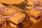Sapun natural cu lavanda